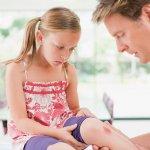 los accidentes infantiles en el hogar